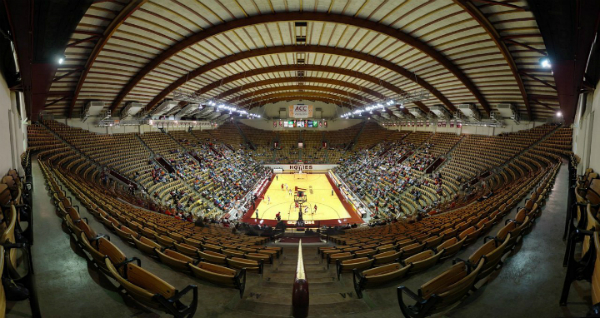 Cassell Coliseum Virginia Tech Hokies