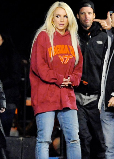 Britney+Spears+Joins+Hokie+Nation