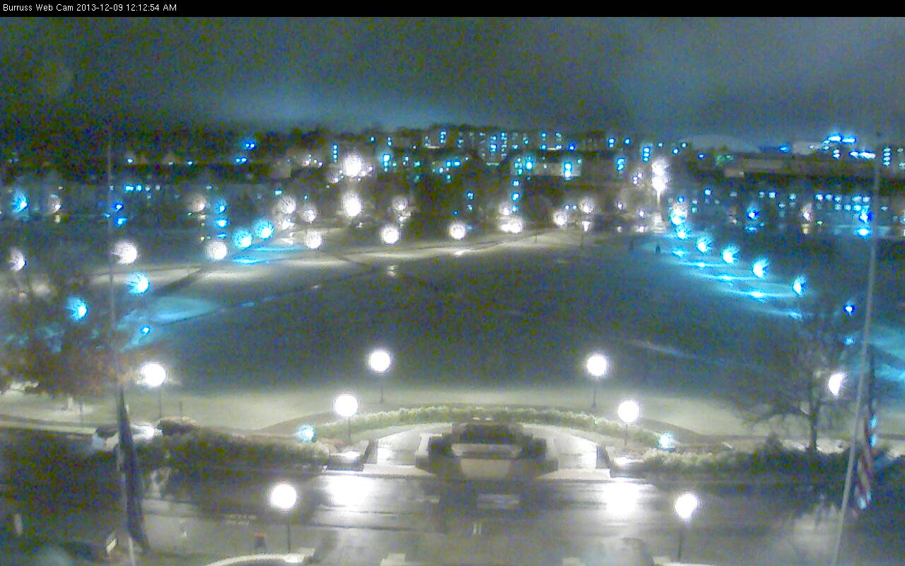Burruss Hall Webcam Virginia Tech