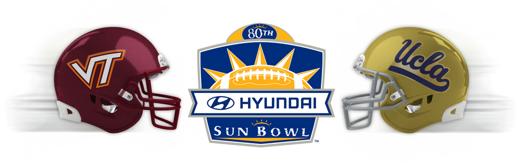 Hokies Play UCLA Sun Bowl El Paso