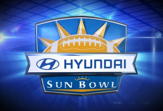 Hokies Play UCLA Sun Bowl