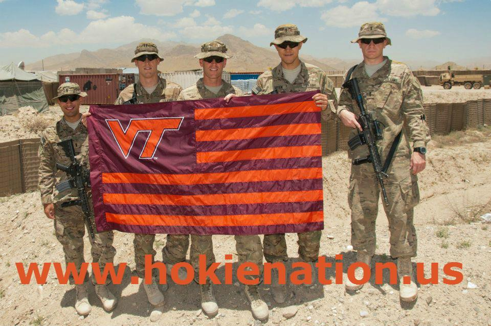 Virginia Tech Military Support Hokie Nation