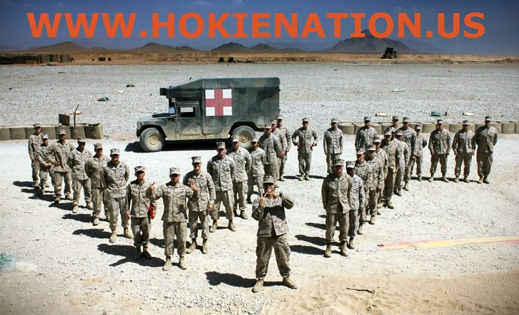 Virginia Tech Military Support Medical