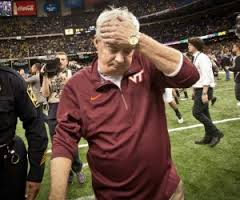 Virginia Tech Head Football Coach Frank Beamer Fired